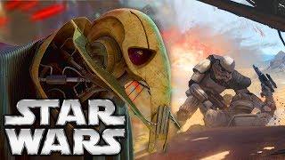 Grievous Joins The Rebel Alliance: Star Wars Rethink