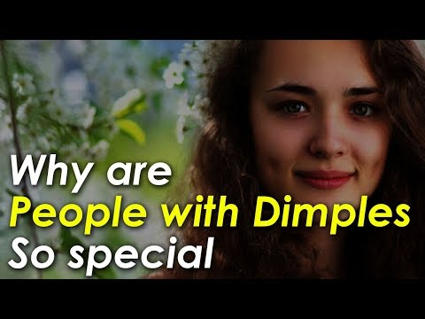 Why Are People With Dimples So Special? | Facts 😍