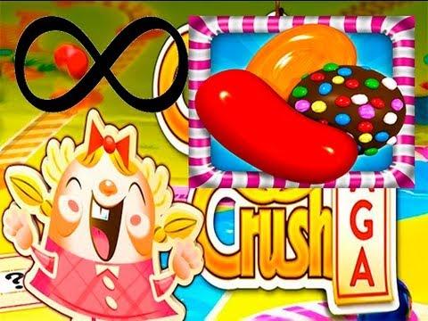 Tutorial] Conseguir vidas y boosters infinitos en Candy Crush Saga de