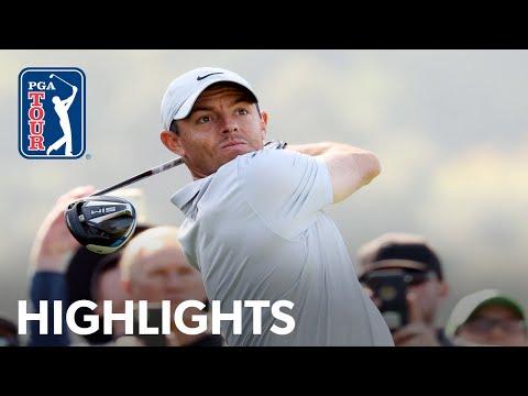 Rory McIlroy shoots 3-under 68 | Round 3 | Genesis 2020