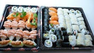 Вкусные домашние суши (простой рецепт)