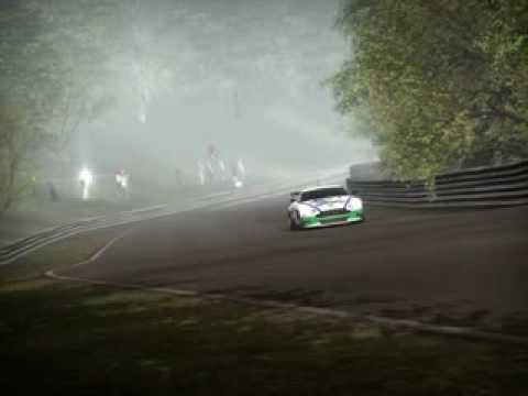 NFS Shift Nordshliefe (Karussel) Aston Martin Team-Schrick