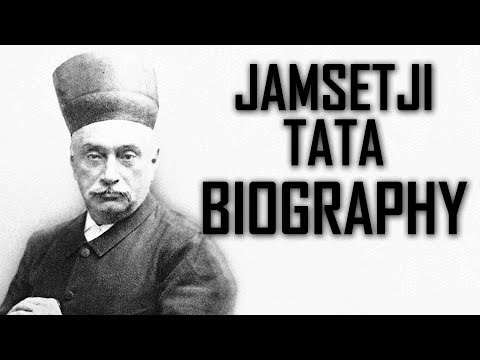biography of jamsetji tata