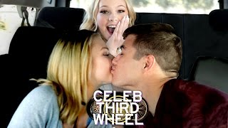 Download Lagu KISS ME CHALLENGE w/ JORDYN JONES | CELEB THIRD WHEEL Gratis STAFABAND