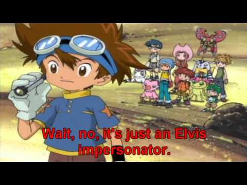 Digimon Adventure In A Nutshell video