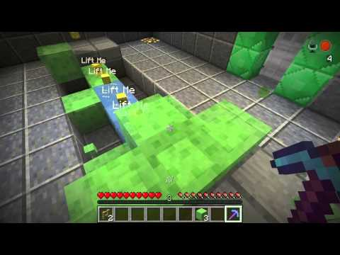 Map Review: The Nightmare on Christmas (Minecraft Puzzle) #Curator 34
