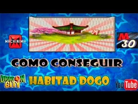 COMO CONSEGUIR EL HABITAD DOGO  DRAGON CITY 2014 100% ACTUALIZADO
