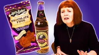 Irish Muggles Taste Test Harry Potter Treats