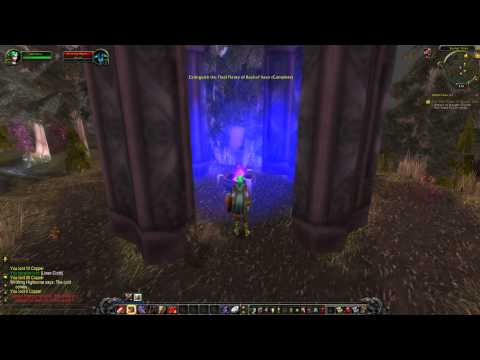 The Final Flame of Bashal'Aran Quest - World of Warcraft