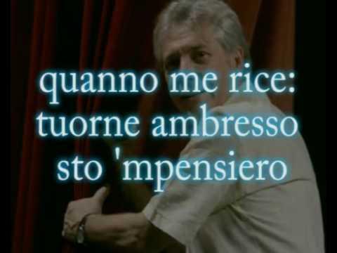 E io te credo - Nino D'Angelo