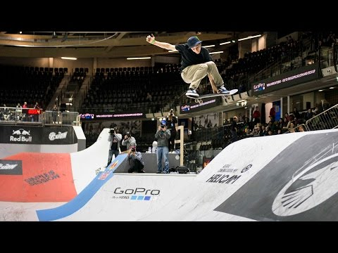 Skateboard Highlights from Simple Session Finals 2015