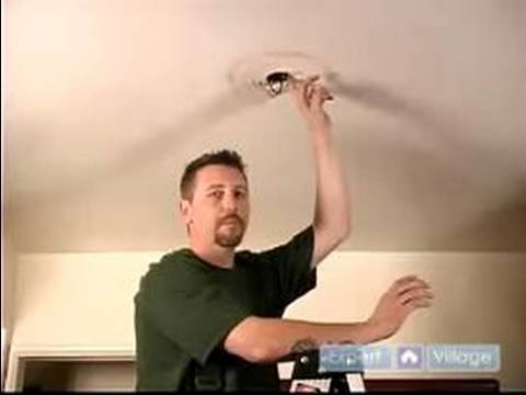 ... Ceiling Fans : How to Reinforce the Ceiling & Prepare the Ceiling Fan