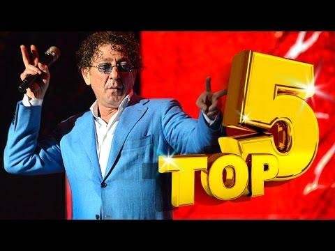 Григорий ЛЕПС - TOP 5 - Новые песни - 2016