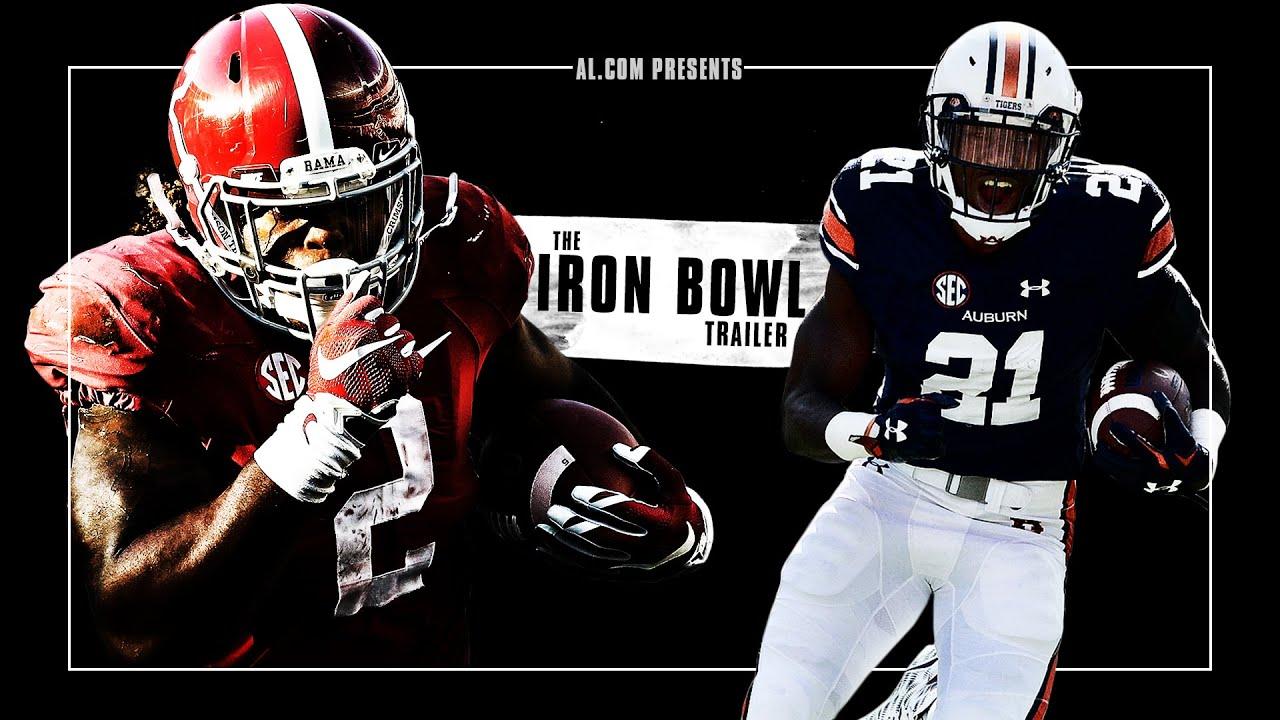 Alabama vs. Auburn: 2015 Iron Bowl Trailer