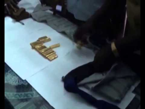 4 Arrested For Attempt To Smuggle Gold To Sri Lanka