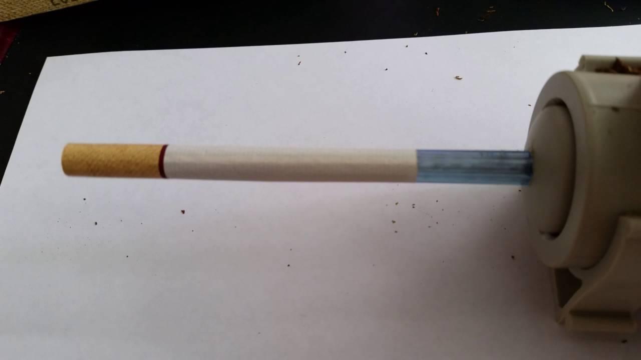 Машинка для набивки сигарет своими руками 57