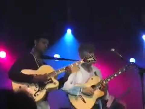 Nick Colionne and Peter White - Guitar Supremacy! Video