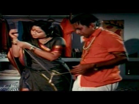 Swarna Kamalam Movie || Comedy With Sakshi Ranga Rao & Srilakshmi...
