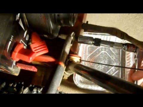 How To Change Oil In Yard Machine Snow Blower