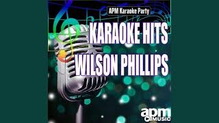 Release Me Karaoke Version