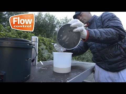 Why warming up paint is better than thinning paint. FlowControl for painters and decorators..