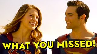 Supergirl Season 2 Episode 1: WHAT YOU MISSED! - Superman Easter Eggs