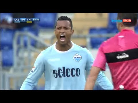Serie A 21. Hafta | Lazio 5 - 1 Chievo Maç özeti