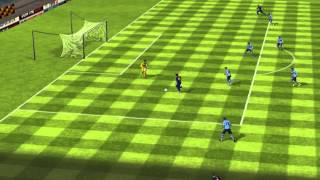FIFA 13 iPhone/iPad - Spain vs. FC Barcelona