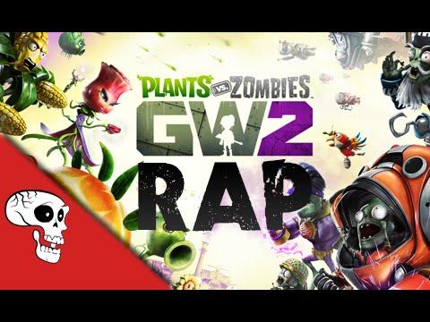 Plants vs. Zombies Garden Warfare 2 Rap by JT Music