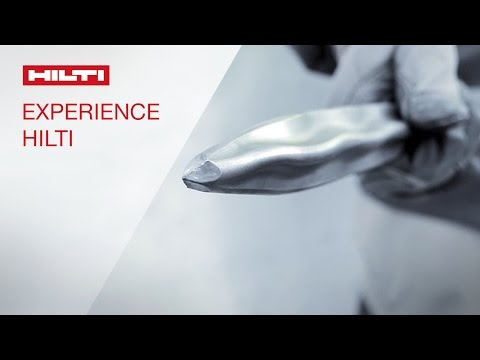 INTRODUCING the Hilti wave chisel TE-SP