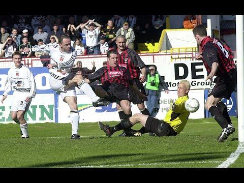 RELIVE IT | 2002 FAI Cup final | Dundalk FC 2-1 Bohemians