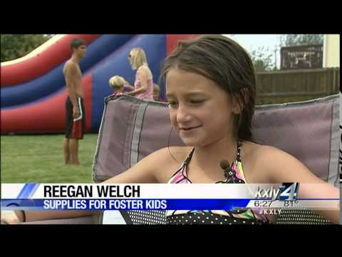 Spokane 8-year-old gives up birthday gifts to help...