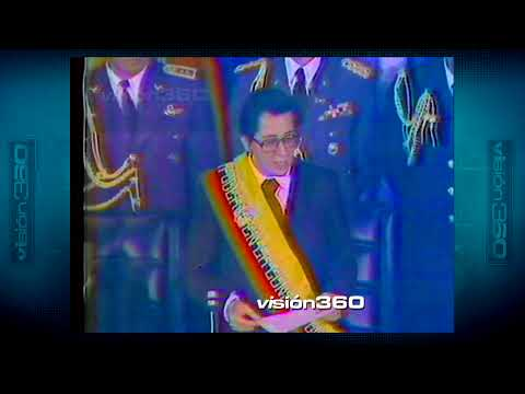 Posesión de Jaime Roldós
