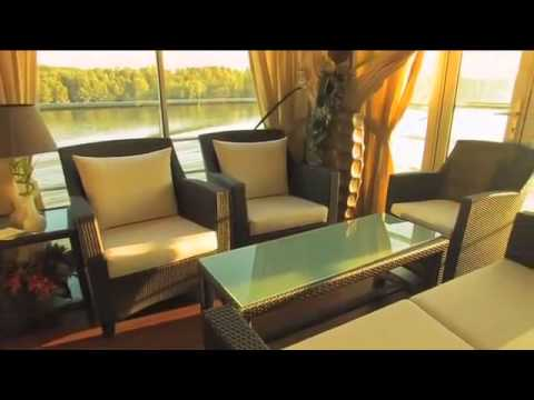 In Focus TV Show: Features AmaWaterways, the Premier River Cruise Line in the Travel Industry