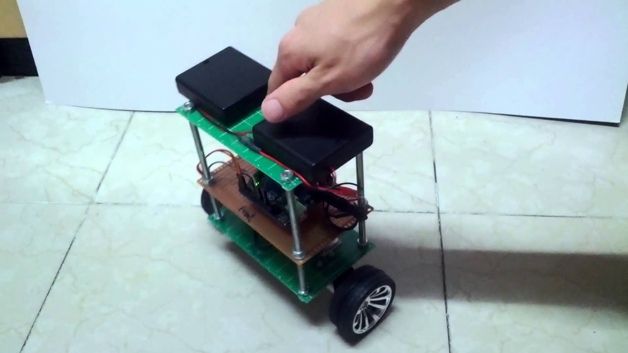 Arduino Robot - Instructables