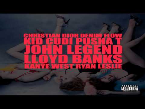 Kanye West - Christian Dior Denim Flow