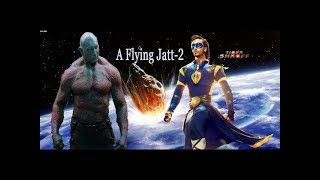 A Flying Jatt 2 | Official Fan Made Trailer | Tiger Shroff | Disha Patani | Dave Bautista .