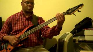 Must Be the Music - Secret Weapon - bass cover by bsmooth512