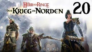 Let's Play Together - Herr der Ringe: Krieg im Norden #020 - Schlittenfahren mit Orcs