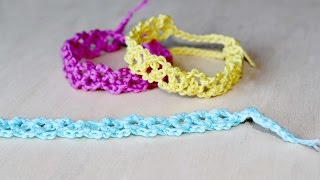 Braccialetti colorati all