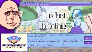 [Criken] Hypnospace Outlaw : Sad Sick Robot Boy Saves the Internet