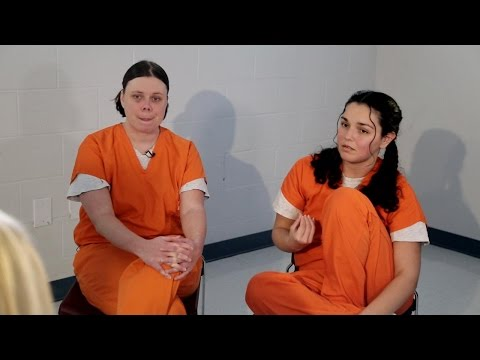 Diane Sawyer Takes You Inside 'a Nation of Women Behind Bars'
