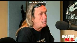 Nicko Mcbrain Interview about The Book Of Souls + New IM Tour
