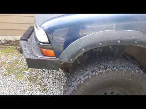 Lifted s10 zr2 Rough Country pickup walk around