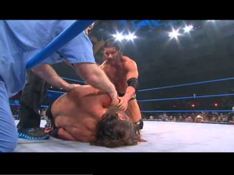 World Championship Match: James Storms vs. Bobby Roode