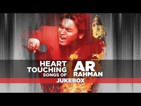 HEART TOUCHING SONG OF A R RAHMAN    Bollywood Song Video Jukebox   A R Rahman Hit Songs   T-Series