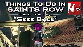 Things to do in_ Saint's Row 3 - Skee Ball