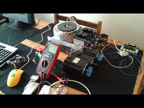 stepper motor test