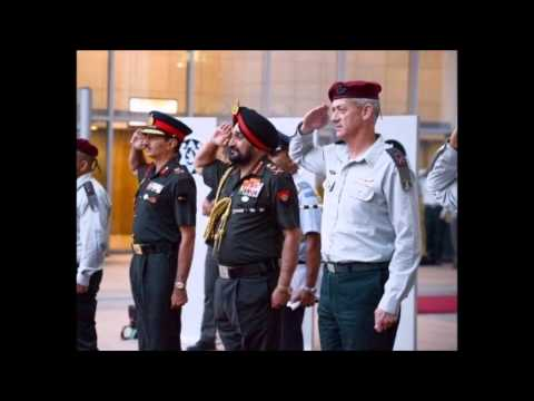 Why Israel and India Are Strengthening Ties