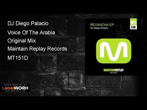 DJ Diego Palacio - Voice Of The Arabia (Original Mix)